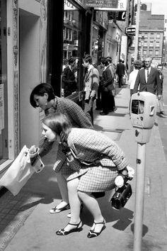 Street Scenes of London in 1963