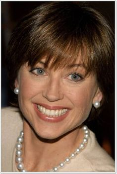 The Dorothy Hamill haircut is a carefree and low-fuss hairstyle that you can wear with side or center parting. This short hairstyle became the signature look of the sport star. Short Box Braids Hairstyles, Haircuts For Medium Hair, Short Layered Haircuts, Wedge Hairstyles, Short Curly Hair, Short Hair Cuts, Short Hair Styles, Dorothy Hamill Haircut, Haircut Pictures