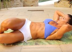 Chcete mať do leta sexi bruško? Body Fitness, Health Fitness, Healthy Eating Habits, Workout, Excercise, Stay Fit, Mojito, Videos, Bikinis