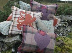 Tartan Cushions