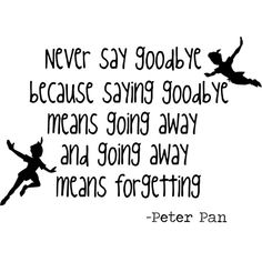 """Peter Pan"" #peterpan #quotes"