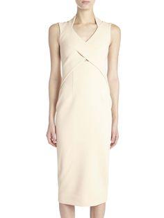 NicholasDressBandage Crossband Dress