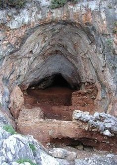 ancient greece caves - Google Search