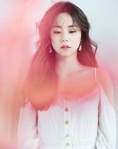 Ahn So Hee - Marie Claire Korea March 2017