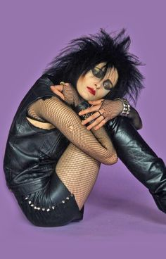 The ferocious marvel that is Siouxsie Sioux.