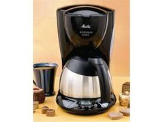 Melitta 8Cup Coffee Maker w Digital ClockTimer * See this great product by click affiliate link Amazon.com