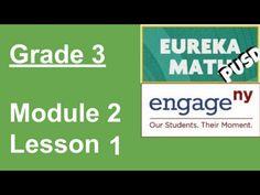 EngageNY Grade 3 Module 2 Lesson 1 - YouTube