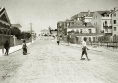 Rua das Picoas, Lisboa (A.C.Lima, c. 1900)