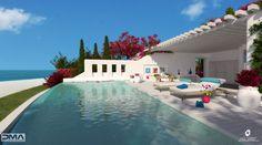 Private Villa-North Coast (Designed By DMA)
