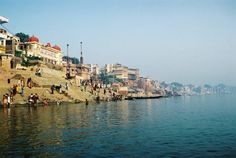 Holy Rivar Ganga is one of the best and famous tourist places in India