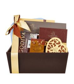 Godiva Alcohol-Free Luxury Hamper | Harrods