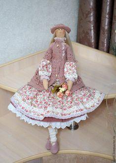 Купить Кукла тильда Анжела - кукла ручной работы, кукла Тильда, куклы и игрушки…
