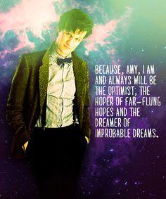 dreamer of improbable dreams