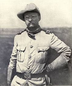"""""""To announce that there must be no criticism of the president, or that we are to stand by the president, right or wrong, is not only unpatriotic and servile, but is morally treasonable to the American public.""""— Theodore Roosevelt"""