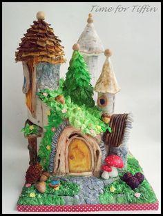 Fantasy/Gothic/Fairytale+-+Fairy+house+