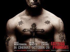 Russian Mafia Star Tattoos