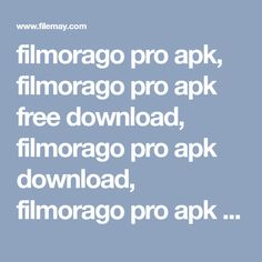 filmora full version apk