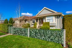Artificial Hedges are often used for privacy protection, or use Artificial Hedges to decorate the wall or fences of garden, residence, school, road ect..
