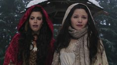 Once Upon a Time: Red-Handed. I love Snow's and Red's costumes in this episode.