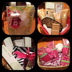 Mary Kay Gift bags :)