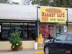 BJ's Market Cafe, North Little Rock, AR by Myra Luker