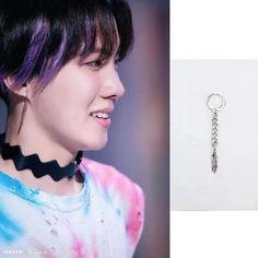 BTS BangtanBoys Suga Prig Boucles d/'oreilles kpop Style Boucle d/'oreille Made in Korea 1 paire