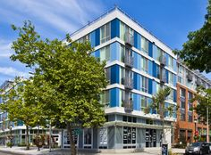 Expo Apartments   Runberg Architecture Group
