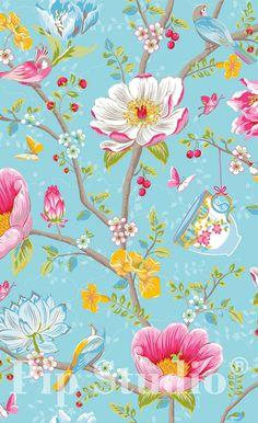 Papier peint Chinese Garden