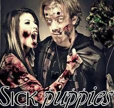 Sick puppies:D