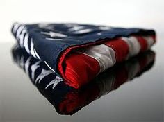 Folded flag God bless our troops! Folded American Flag, Folded Flag, Pearl Harbor, Honor Guard, Navy Life, Home Of The Brave, Man Up, Old Glory, God Bless America