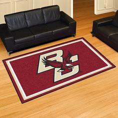 Boston College 5x8 Rug