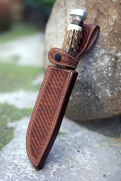 Knife holster - LION HOLSTERS | Flickr - Photo Sharing!