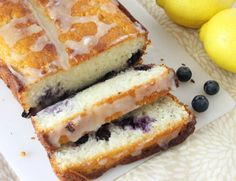 The bold summer flavors of lemon and blueberry combine in this moist & tender yogurt loaf to create a breakfast, snack, or dessert that everyone will love. Summer Recipes, Holiday Recipes, Lemon Blueberry Loaf, Yogurt Bread, Tasty, Yummy Food, Bread Cake, How Sweet Eats, How To Make Bread