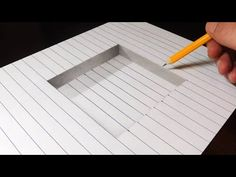 How To Draw an Impossible Pentagon - Cool Optical Illusion - YouTube