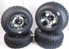 Rims Wheels Front Aluminum YAMAHA Raptor  660 700 2
