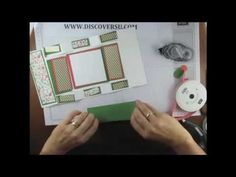 Square Double Display Card   Discover Ink – Ann Gerlach Independent Stampin' Up!® Demonstrator