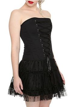Cute dress from Hottopic for $42.50