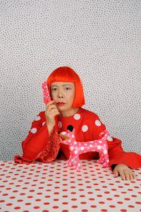 Kusama Yayoi  #nastygal #minkpink