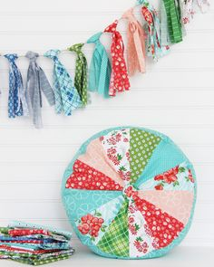 projects made with modern country fabric from windham - Google Search