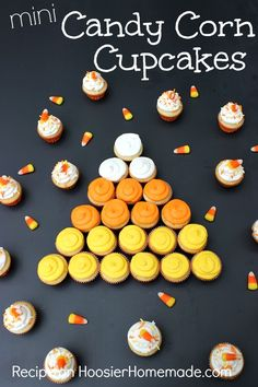 Mini Candy Corn Cupc