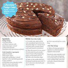 you gotta love chocolate. Homemade Cake Recipes, Baking Recipes, Pie Recipes, Stork Recipes, Choc Fudge Cake, Stork Cake, Meringue Cake, Milk Cake, Dessert Spoons
