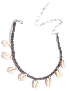 GET $50 NOW | Join Zaful: Get YOUR $50 NOW!http://m.zaful.com/shell-braid-chokers-necklace-p_196876.html?seid=1902890zf196876