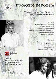 Eventi SAMUELE EDITORE - 1 maggio - hotel Italia, Pordenone