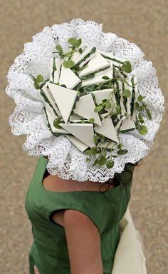 Racing Fashion: Big Hats at Royal Ascot