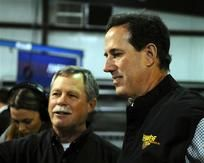 12   #prezpix #prezpixrs Rick Santorum on the Atlanta Journal Constitution 3/6/12