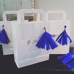 luxuriöse Geschenkverpackung mit Tassel