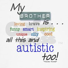 Autism autism awareness, autism brother, family life, kingston, brotherfor sarabeth, allbri, mugs