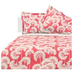 Florence Broadhurst Pink Japanese Floral Quilt Cover Set from Domayne Online