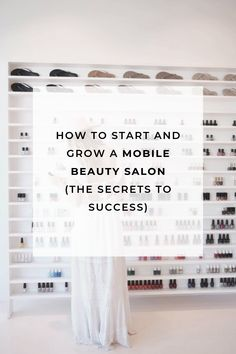 Want to make it on your own as a hairdresser, nail tech, esthetician, or cosmetologist? Look at starting your own mobile beauty business! Learn what it takes to success in the beauty industry and how to grow your clientele as a beauty professional in this video!