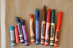 DIY Melted Crayon Art Cool Art Projects, Diy Craft Projects, Projects For Kids, Crafts For Kids, Arts And Crafts, Craft Ideas, Kid Art, Art For Kids, Crayola Art